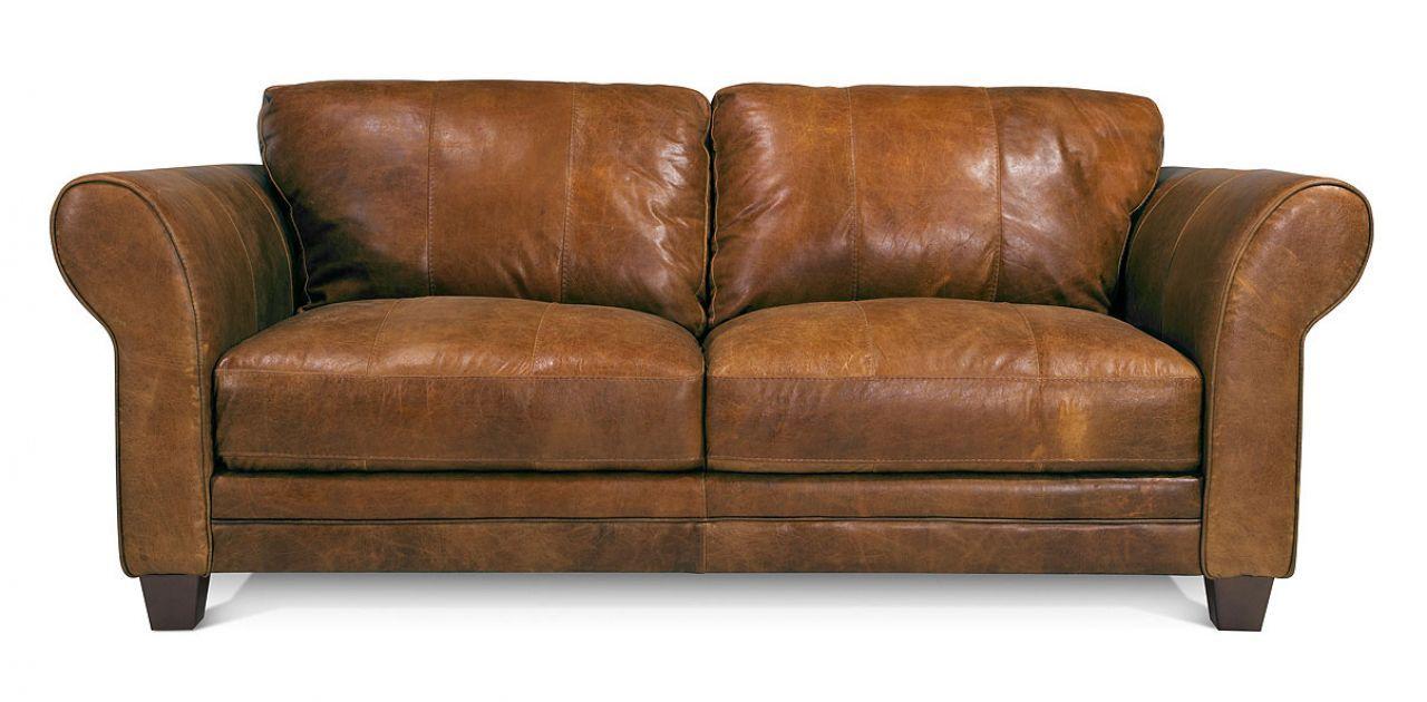 Savoy Leather Sofa Poss Balcony From Dfs 1149