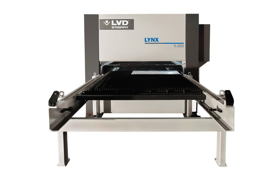 Eagle Pneumatic's entry into laser production began with the @LVDStrippit Lynx FL 3015 – a machine that offered the speed and quality cuts the company and its clients require. http://www.shopfloorlasers.com/laser-cutting/320-laser-greenhorns