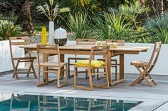 Table rallonge jardin : modèles tendance | Table jardin ...