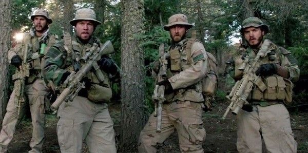 Lone Survivor: Meet the Real Heroes | Books, Movies, Music