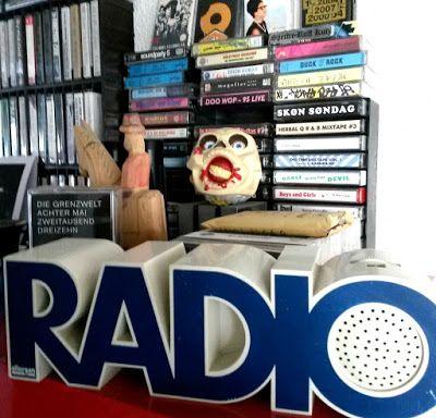 Herr Wempe a/k/a DJ Soulsonic: Tune in or drop by!