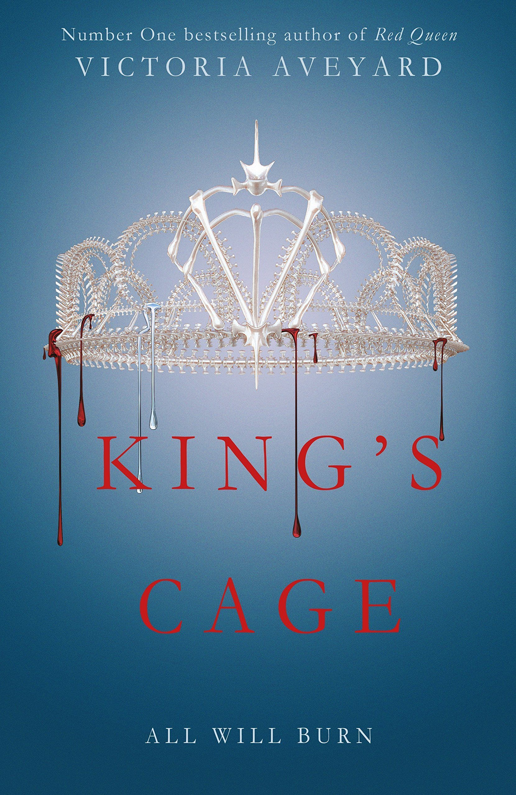 Pdf Download King S Cage Red Queen 3 By Victoria Aveyard