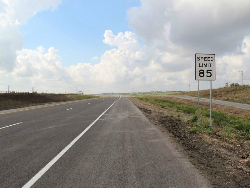 The Fastest Road in America at 85 mph, State Highway 130, Austin, Texas    Only in texas, Texas places, Places to visit