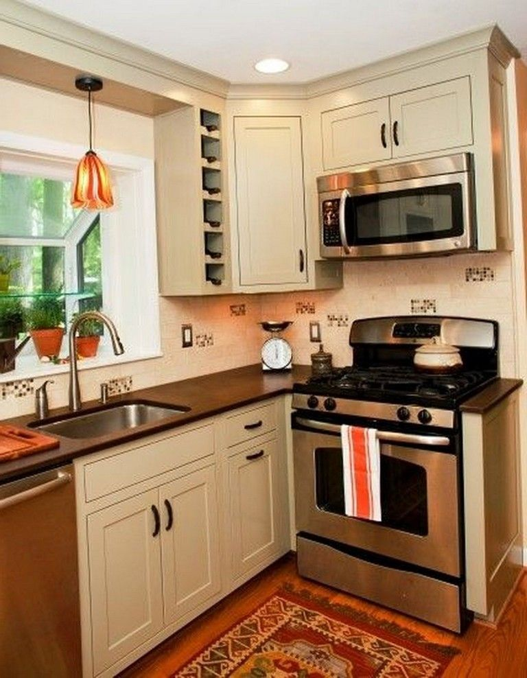 Small Kitchen Design 10x10: 15+ Incredible Small Kitchen Remodel Ideas