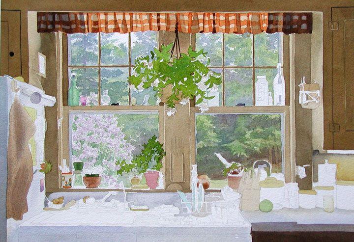 Ventanas para cocinas modernas fotos modelos cortinas para cocina