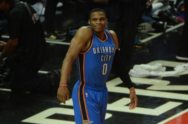 OKLAHOMA CITY -- Russell Westbrook has the ability to hurt opposing teams in a variety of ways.