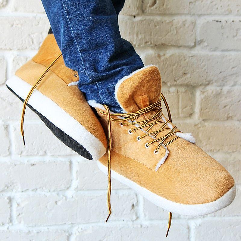 Kapcie Meskie Srednie Trapery Chukka Boots Boots Shoes