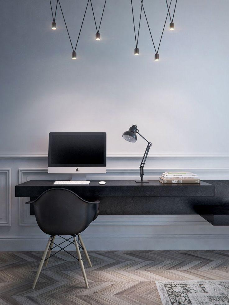 20 Splendid Modern Home Office Design Ideas Home Office Design