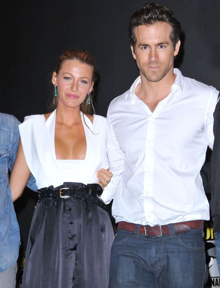how did blake lively and ryan reynolds meet