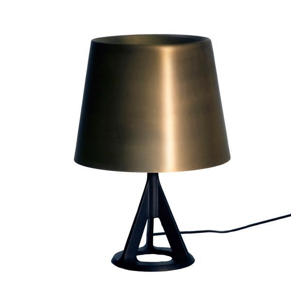 Base Table Lamp Brass By Tom Dixon In 2020 Brass Table Lamps Table Lamp Modern Table Lamp