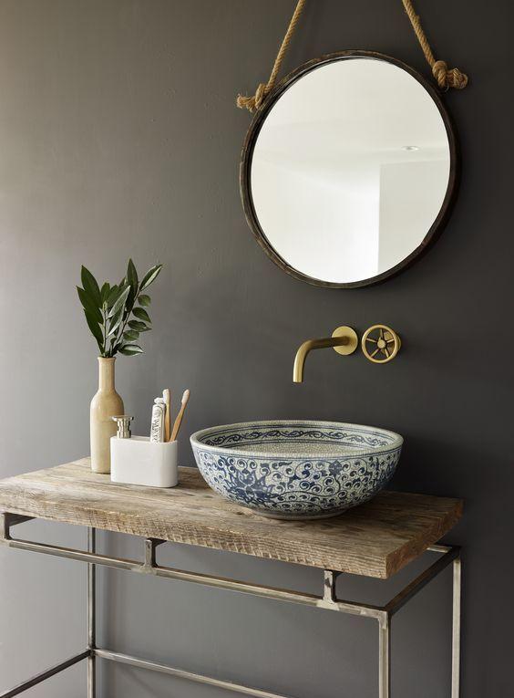 mueble ba o mesa o armario con lavabo encima new house