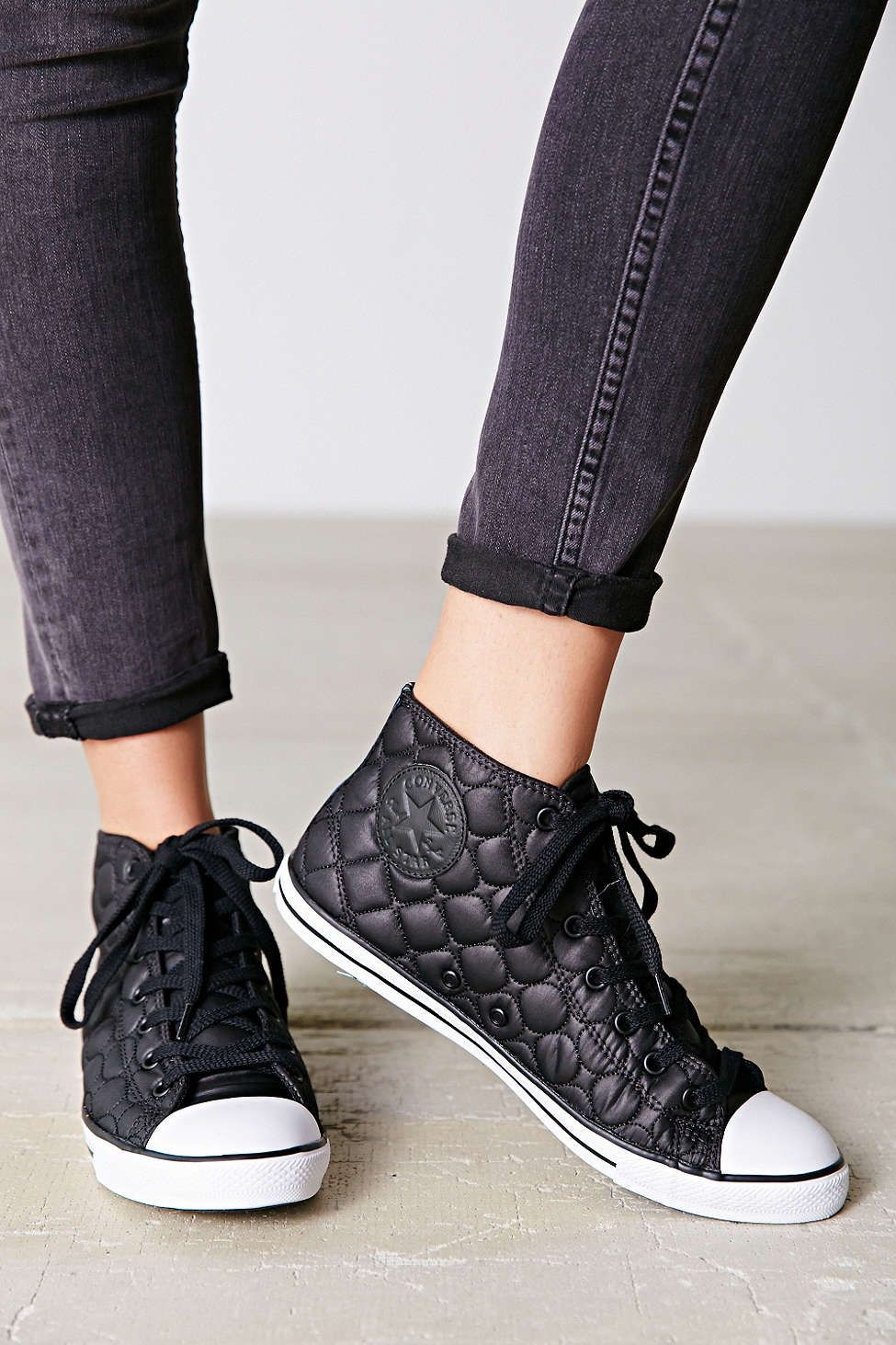 star black version product view converse office quilted quilt catalog trainers gold leather all hi hers