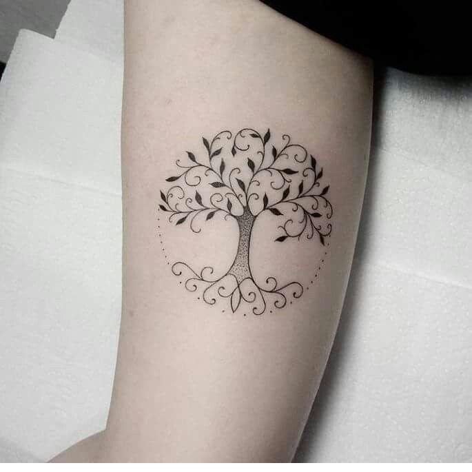 18++ Larbre de vie tatouage trends