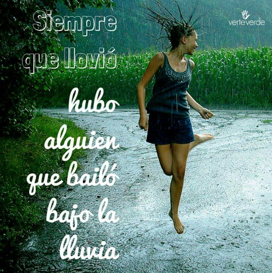 #lluvia #singingintherain verteverde.com