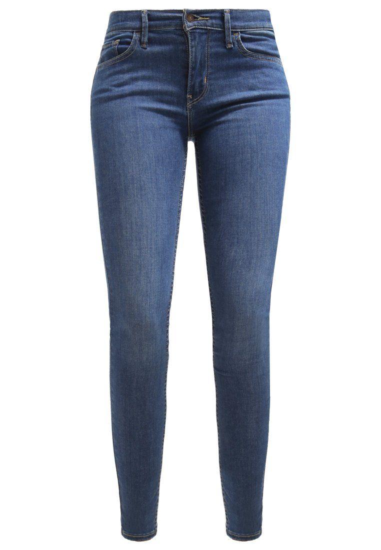 Levi's® 710 INNOVATION SUPER SKINNY - Jeans slim fit - indigo mist - Zalando.se