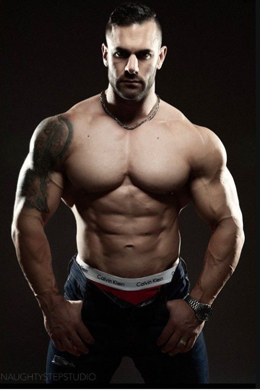 Pin de sebastiann en pure muscles