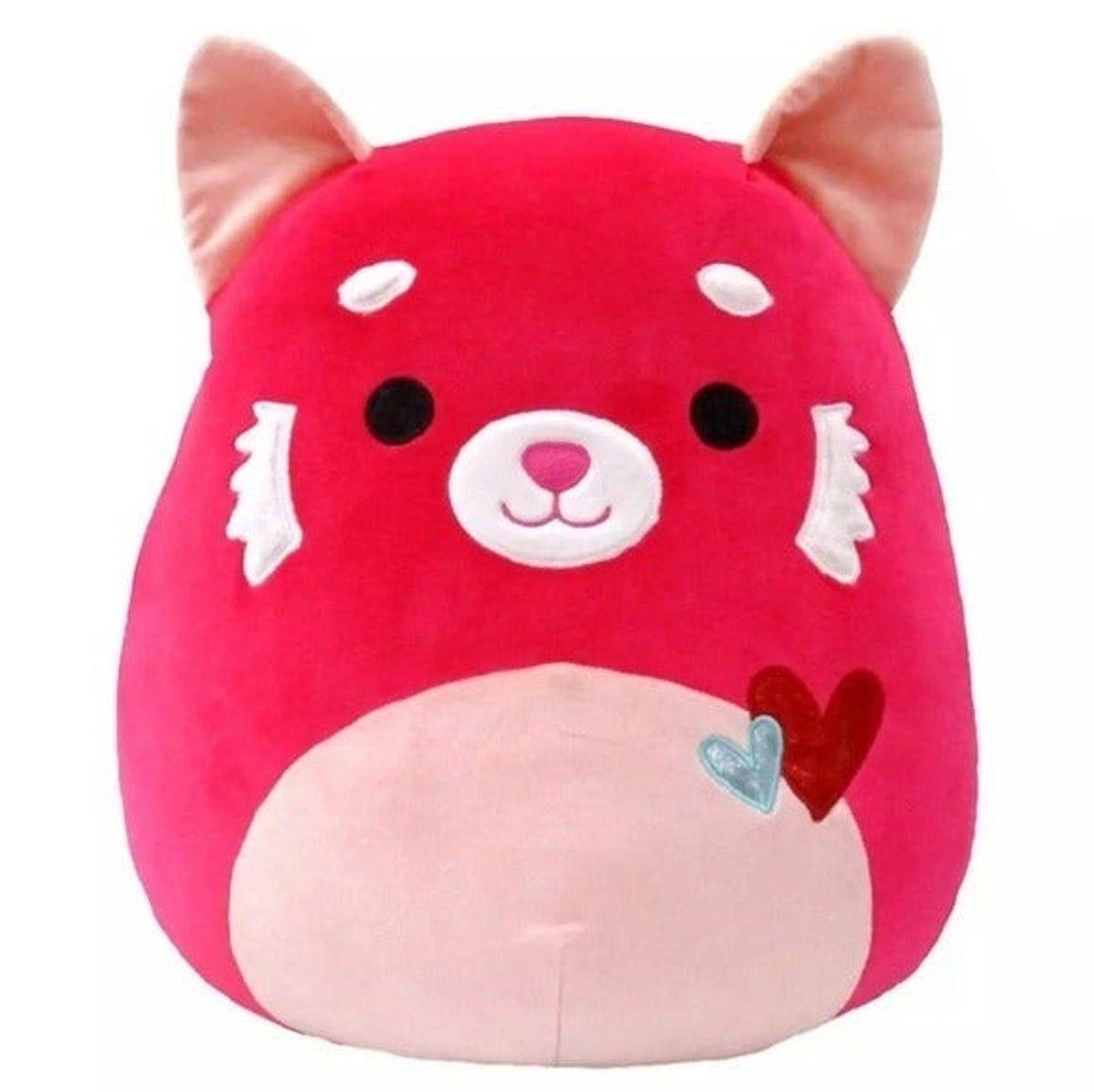 Nwt Squishmallows Red Panda 16 Plush On Mercari In 2021 Kids Toy Sale Red Panda Plush