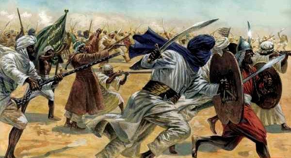 muslim-warriors.jpg 600×327 piksel