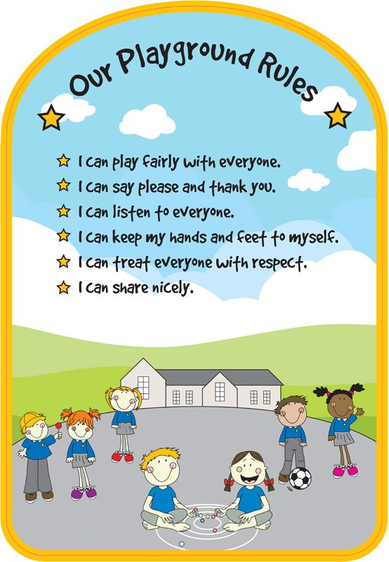playground rules for preschoolers playground signs playground signs playground 131