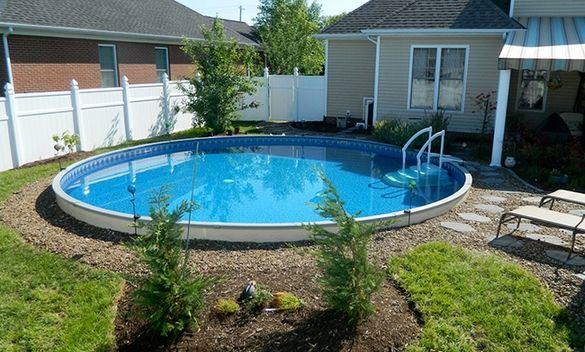 Sharkline Zagers Pool Spa Small Inground Pool Inground Pool Designs Radiant Pools