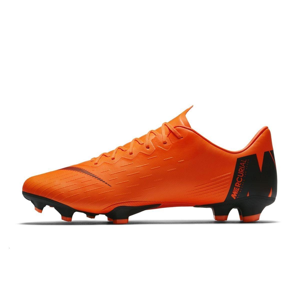 Chaussures football Nike Mercurial Vapor XII Pro FG Orange