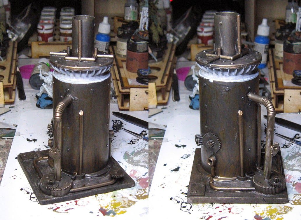 James Wappel Miniature Painting: That really grinds my gears