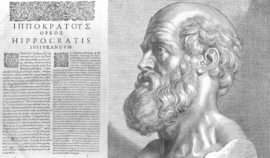 what did hippocrates discover