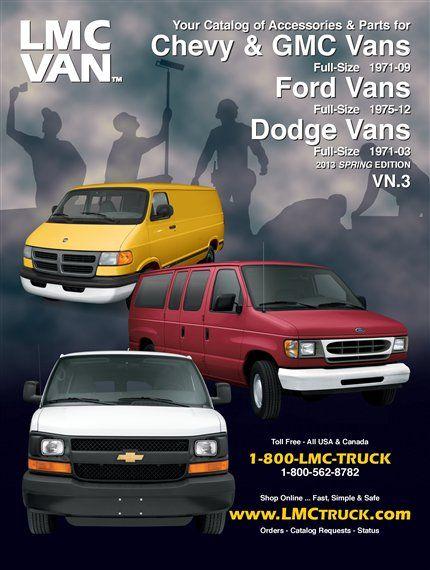 Catalog Lmc Truck Gmc Vans Ford Van