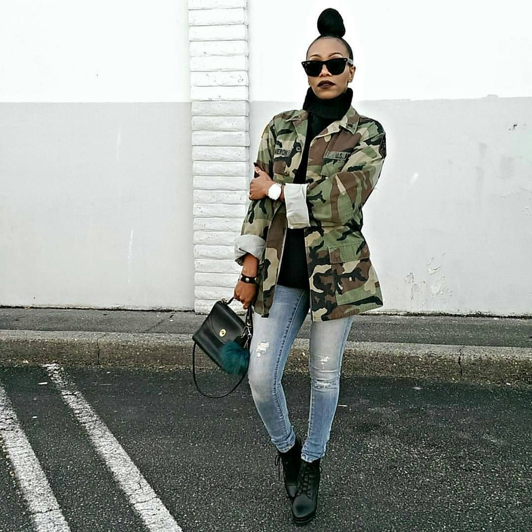 "Black Girl Fashion: Black Girls Killing It On Instagram: ""#BGKI"