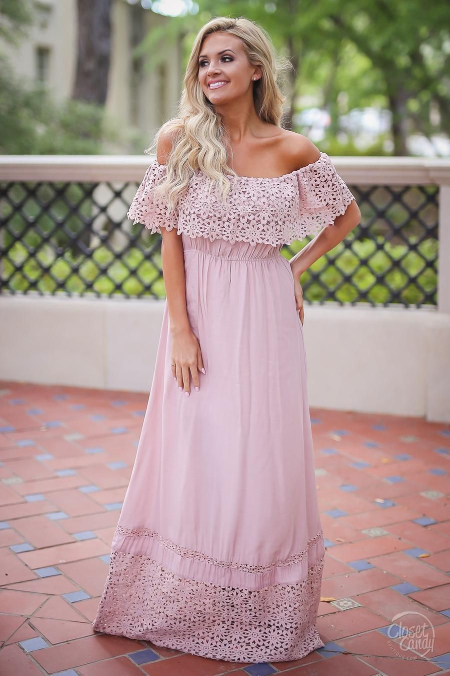 closet candy boutique dreaming in daisies maxi dress