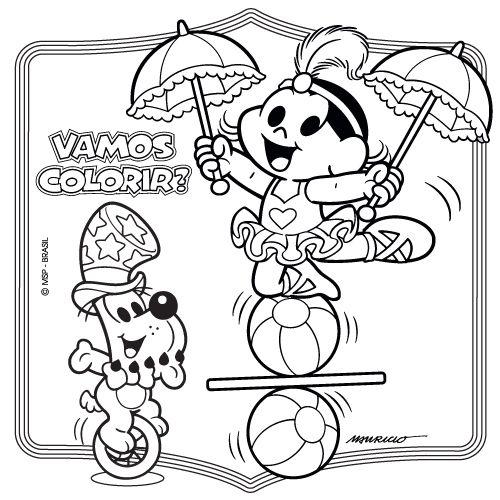 Livro Para Colorir Turma Da Monica Pesquisa Google Com Imagens