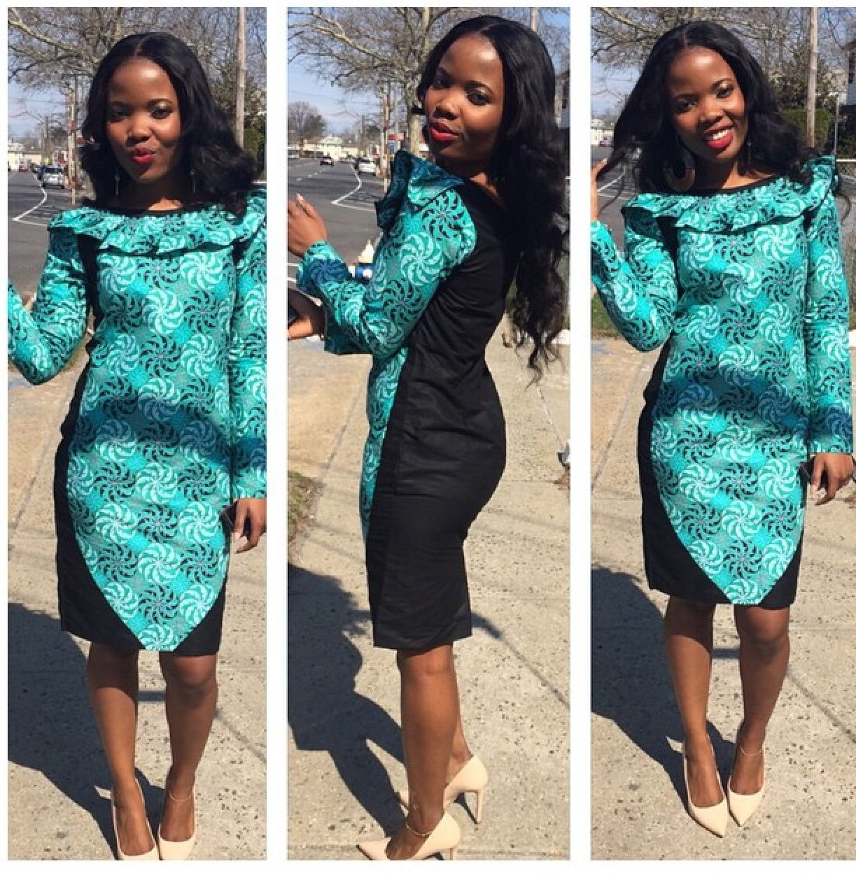Exquisite Easter Ankara Styles.........Sleek, Lustrous & Jaw ...