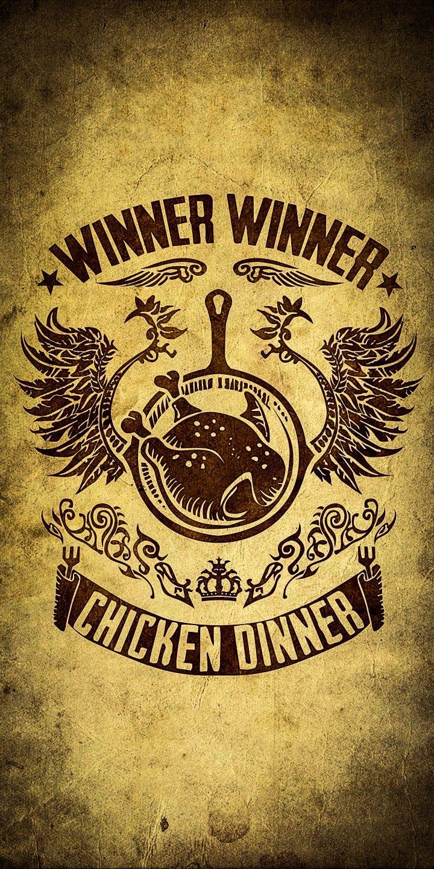Pubg Winner Winner Chicken Dinner Mobile Wallpaper Android Gaming Wallpapers Full Hd Wallpaper Download