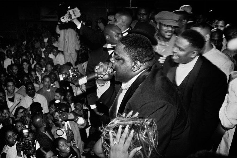 The Notorious BIG • Platinum Party, Palladium, NYC