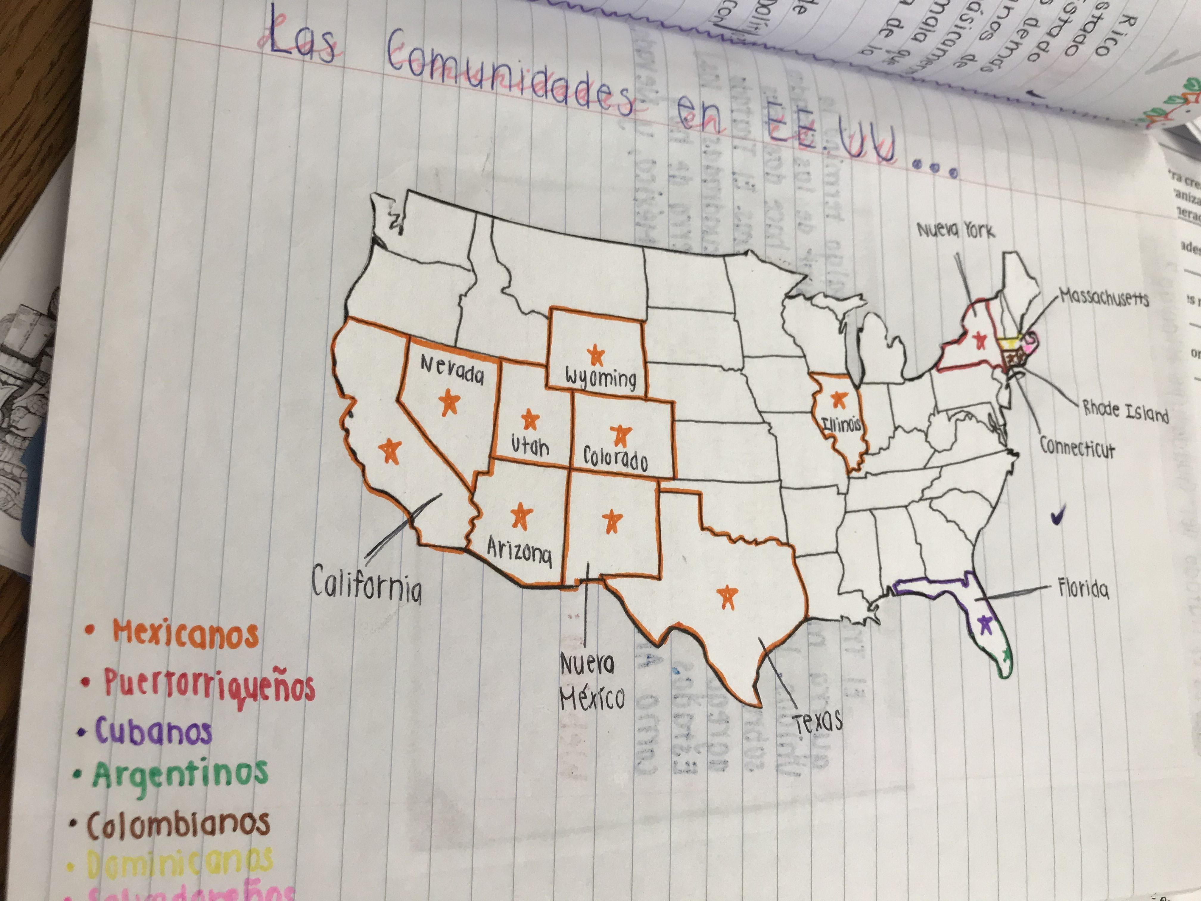 High School Students Interactive Notebooks High Schools