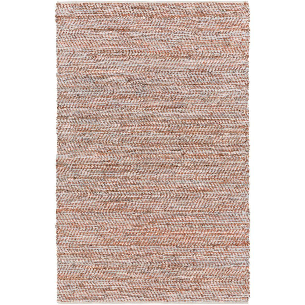 Caripito Burnt Orange 5 ft. x 7 ft. 6 in. Indoor Area Rug