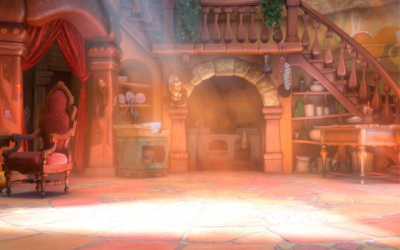 Tangled Tower Interior Google Search Vine Rapunzel