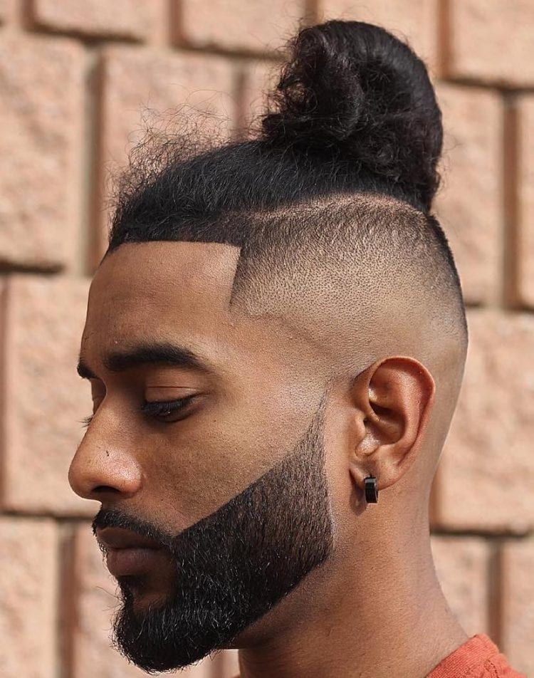 7 types of man bun hairstyles gallery how to in 2020