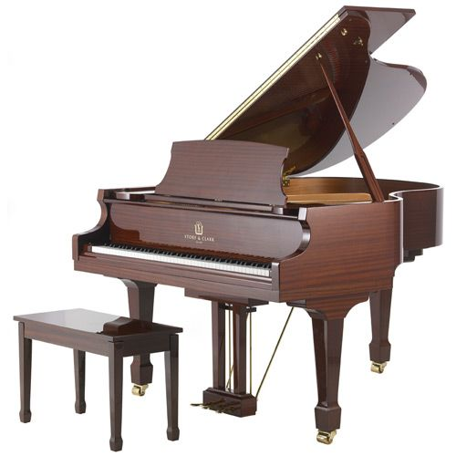 Story And Clark Conservatory Grand Piano From Daynesmusic Baby Grand Pianos Grand Piano Piano