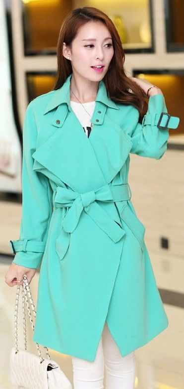 2014 Autumn Korean Coat YRB0306 £28.90