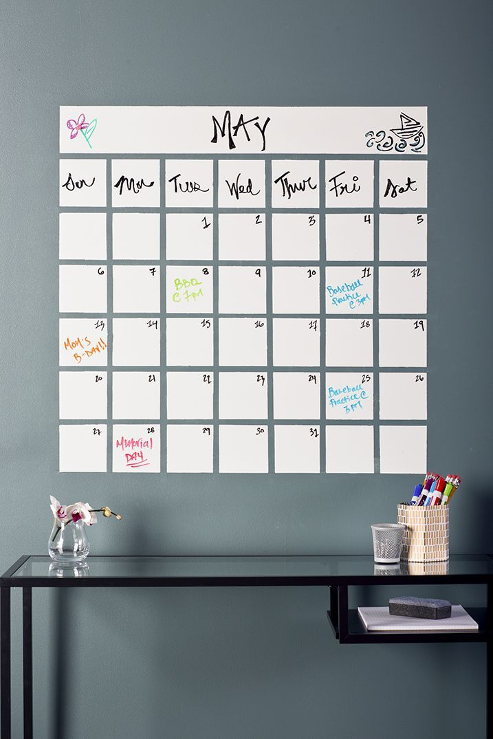 The Perfect Back To School Project Using RustOleum Specialty Dry