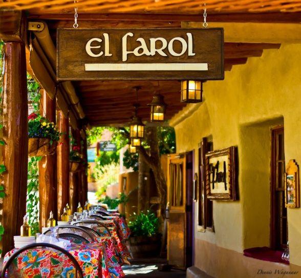 El Farol 808 Canyon Rd