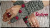 Photo of Funny gauntlets knit – with a difference – pinkywarmers knit funny gauntlets ……,  #Differ…