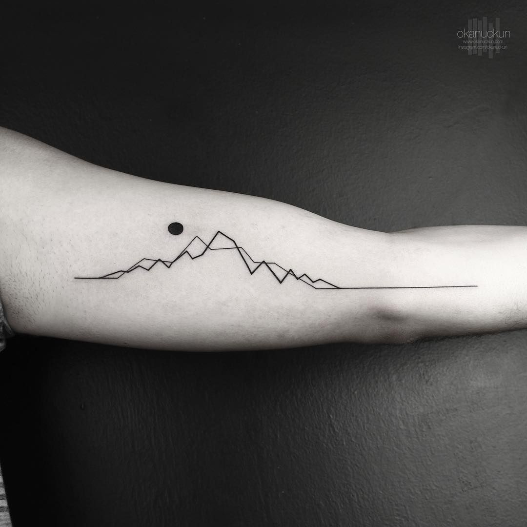 Amazing Geometric Tattoos By Turkish Artist Okan Uçkun ...