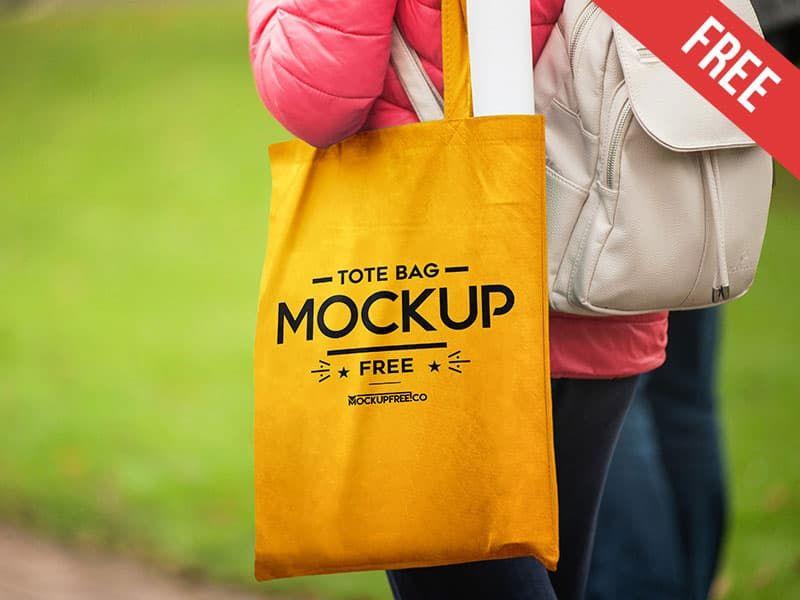 Download Free Tote Bag Psd Mockup Mockup Free Psd Free Mockup Photoshop Mockup Free