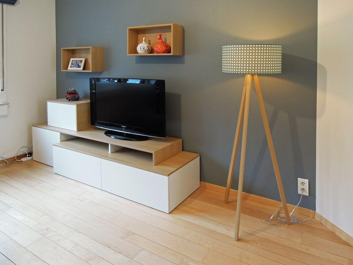 meubles tv sur mesure meuble tv