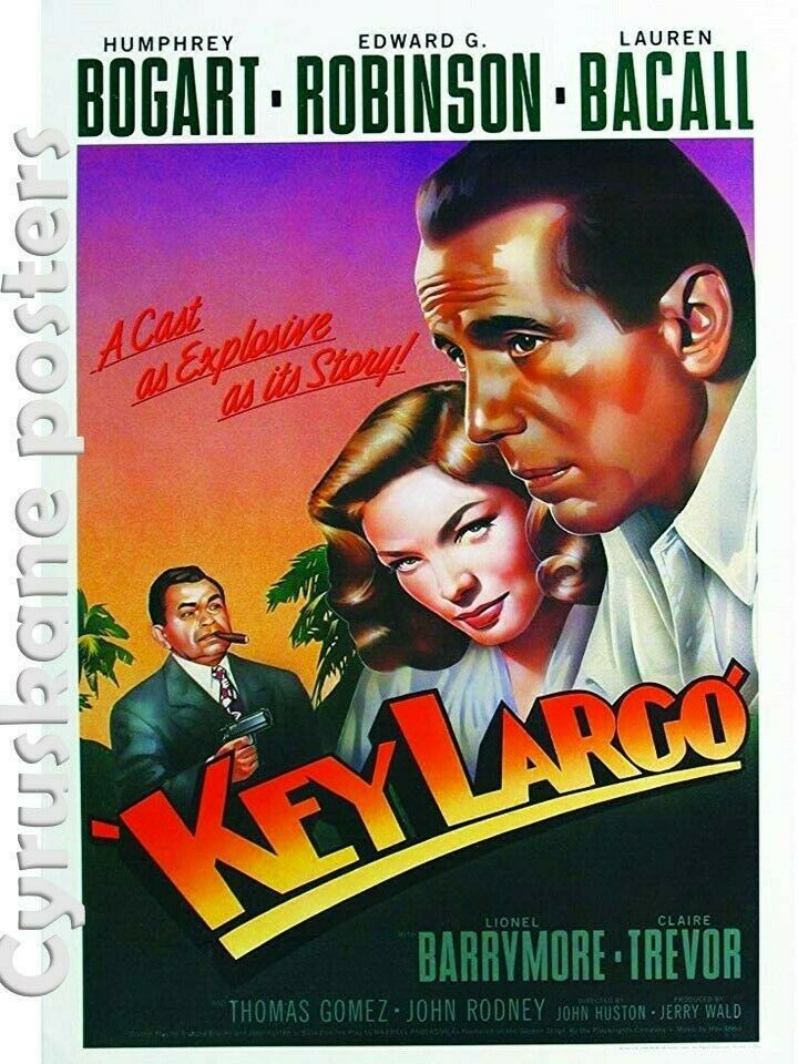 Details About Motion Picture Stickers From Bogart Movie Posters