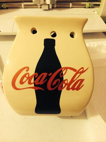 Coca cola wax melt