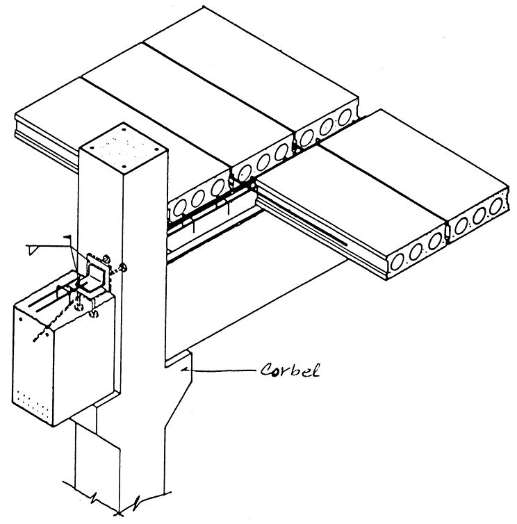 Image Result For Precast Concrete Beam And Slab Connection