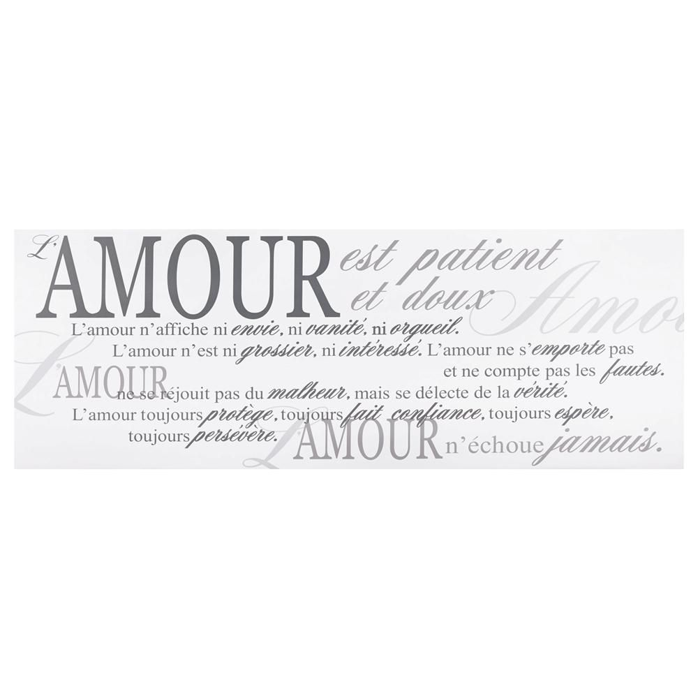 Tableau - Amour/TABLEAUX/DÉCOR MURAL|Bouclair.com | Photos et ...